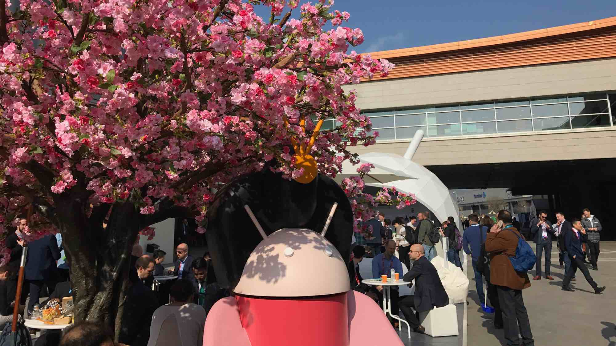 Android MWC 2017