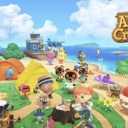 Обзор Animal Crossing New Horizons - Павел Беседин